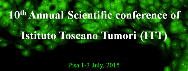 10th Annual Scientific conference of Istituto Toscano Tumori (ITT)
