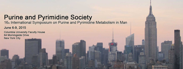 16th International Symposium on Purine and Pyrimidine Metabolism in Man
