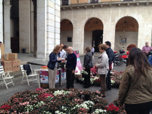 L'Azalea della Ricerca a Pisa, 11 maggio 2014