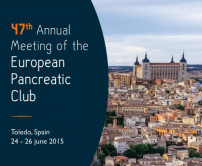 Cancer Pharmacology Lab under the spotlight at European Pancreatic Club, June 2015