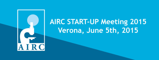 AIRC Start-Up Meeting 2015