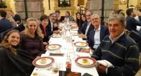 Cena AISP 2019 a Verona