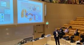 EORTC-PAMM meeting 2020 at Karolinska Institutet, Stoccolma