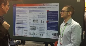 Rocco Sciarrillo at AACR 2016 New Orleans