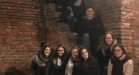 Walking around Verona